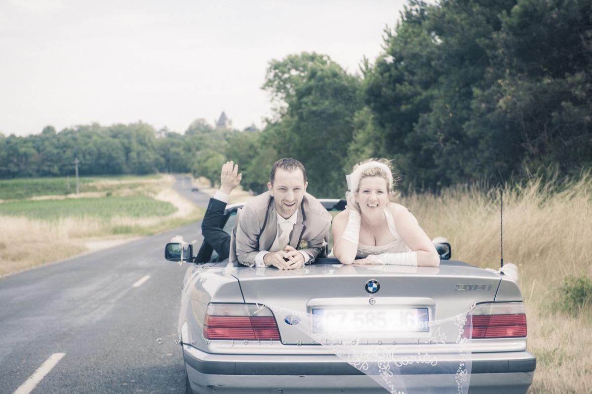 Mariage dans la Dombes – Cindy & Yann