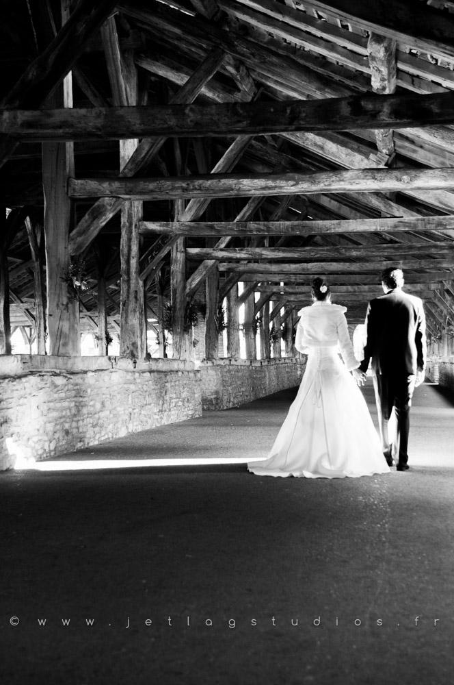 Mariage à Chavanoz dans l'Isère – Audrey & Thomas