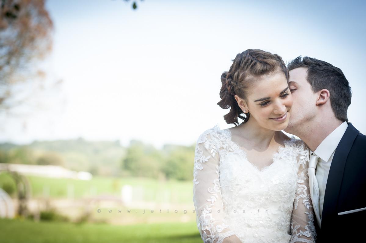 Mariage à Dagneux – La Côtière – Marine & Emilien