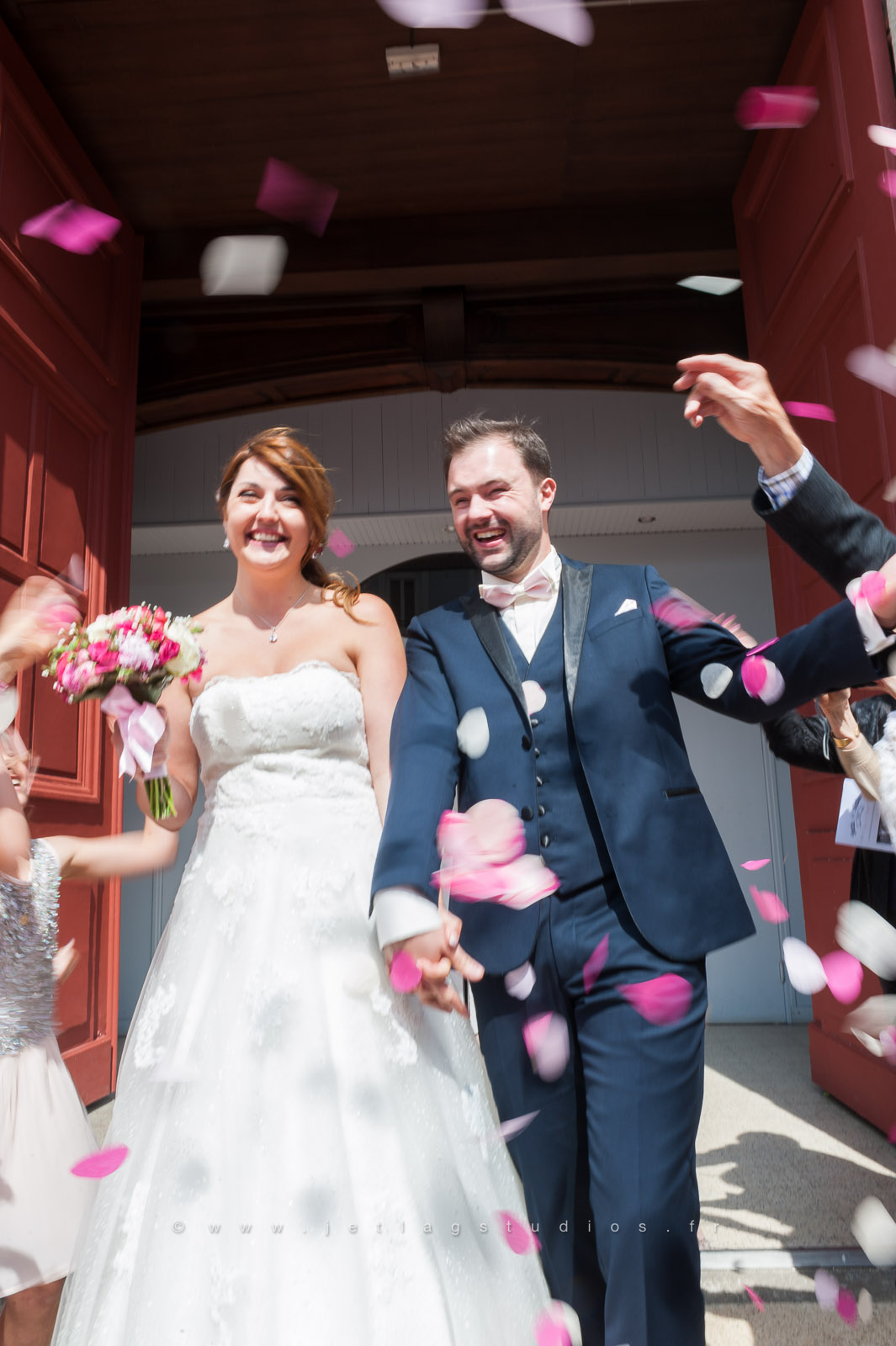 Mariage au Chambon-Feugerolles – Loire – Laetitia et Mathieu
