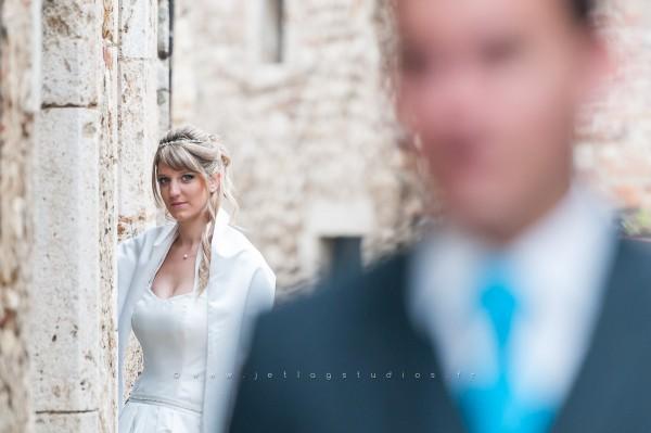 Mariage Clémence et Romain – St Maurice de Gourdans et Villeneuve