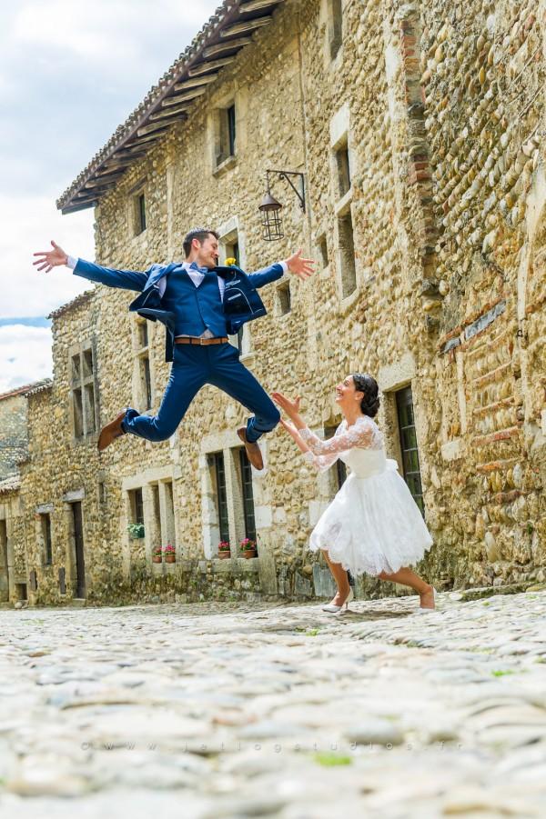 Mariage dans la Dombes – Caroline et Antoine