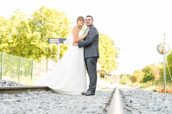 Mariage Elise et Sylvain à Marlieux et Meximieux