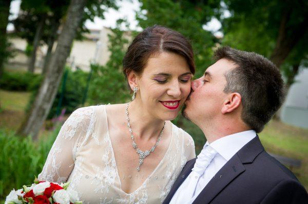 Mariage Carine et Cyril à Niévroz et Jons