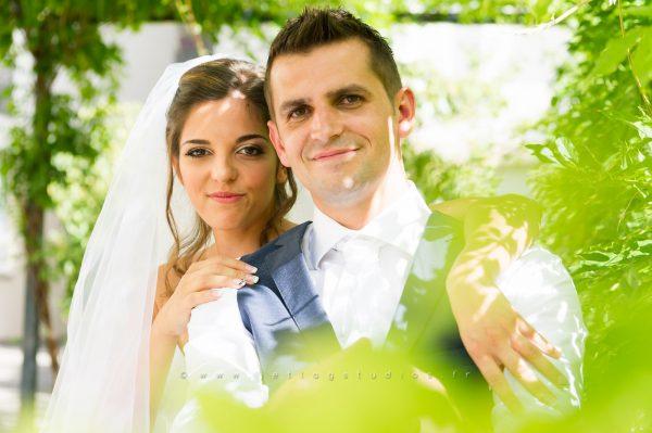 Mariage Emmanuelle et Mathieu à Villeurbanne, Tramoyes et Lozanne