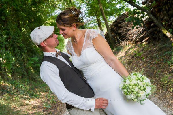 Mariage Anne Laure et Benjamin à Pérouges